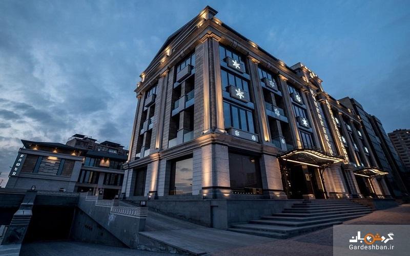 هتل آقابابایانز ایروان؛اقامتگاهی لوکس و محبوب، عکس
