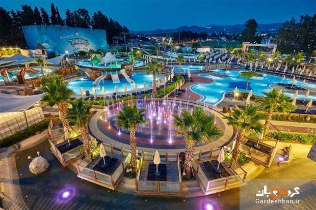پارک آبی تورتوگا در شهر کوش آداسی