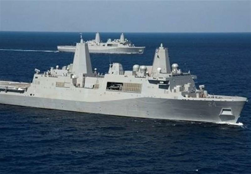 سنتکام مدعی مزاحمت 11 شناور ایرانی برای کشتی های آمریکایی شد