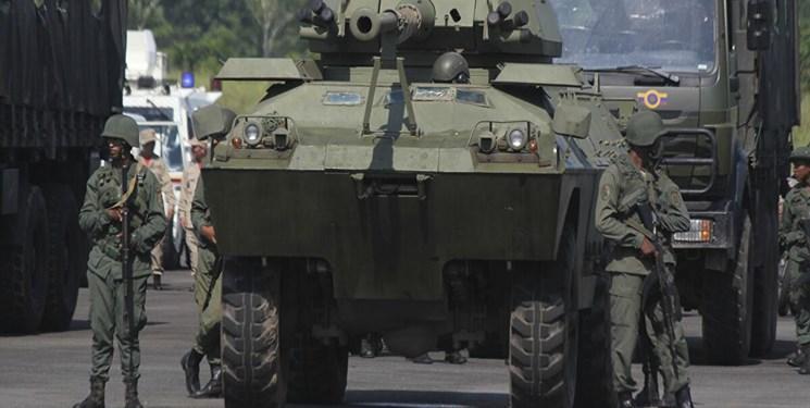 ارتش ونزوئلا به حالت آماده باش کامل درآمد