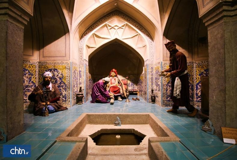 ارائه خدمات مجازی در موزه گرمابه علیقلی آقا در اصفهان