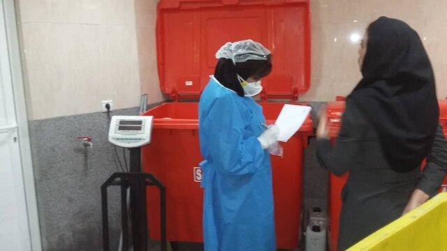 صدور و ابلاغ 32 اخطاریه محیط زیستی برای واحدهای متخلف در تهران