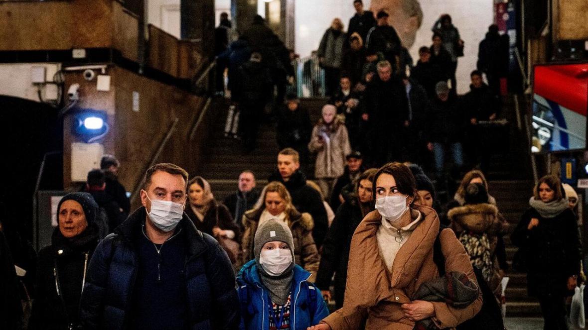 آمار ابتلا به کرونا در روسیه به 500 هزار نفر رسید