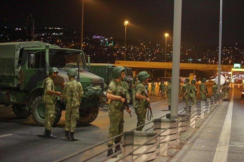 اردوغان اختیارات عقاب های شب را گسترده تر کرد، گارد امپراتوری عثمانی در خیابان ها!