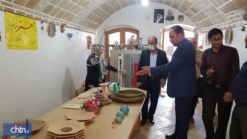 پرداخت 170 میلیارد ریال تسهیلات روستایی به هنرمندان صنایع دستی تویسرکان