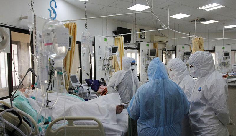 جان باختن 125 بیمار مبتلا به کووید 19 در 24 ساعت گذشته ، شناسایی 2456 بیمار جدید