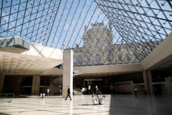 شمارش معکوس برای بازگشایی موزه لوور