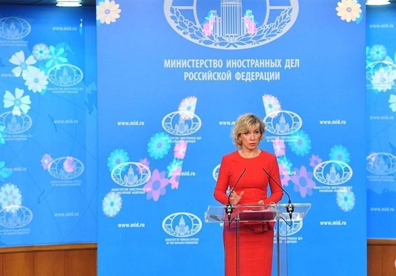 پوتین، ماریا زاخارووا را به بالاترین رتبه دیپلماتیک روسیه منصوب کرد
