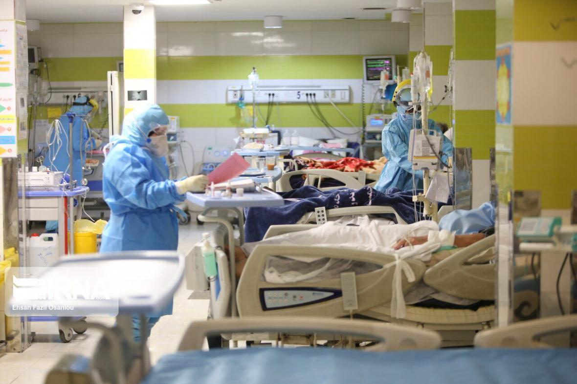 خبرنگاران آمار مرگ و میر و ابتلای به کرونا در استان اردبیل همچنان بالاست