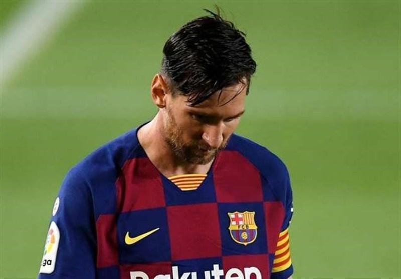 مسی به صورت رسمی خواستار جدایی شد، هیئت مدیره بارسلونا جلسه اضطراری برگزار کرد