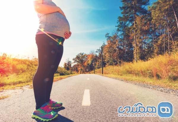 خانم های باردار برای پیاده روی چه نکاتی را رعایت نمایند؟