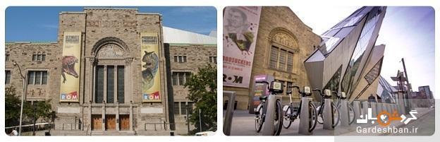موزه سلطنتی انتاریو؛جاذبه شگفت انگیز تورنتو ، عکس