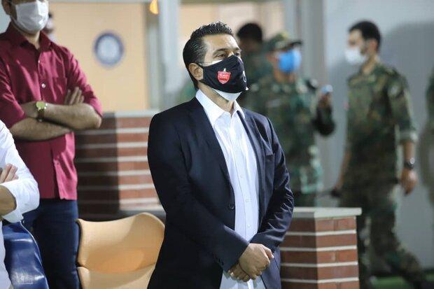 پیروانی: النصر حریف سختی است، امیدوارم فینالیست شویم