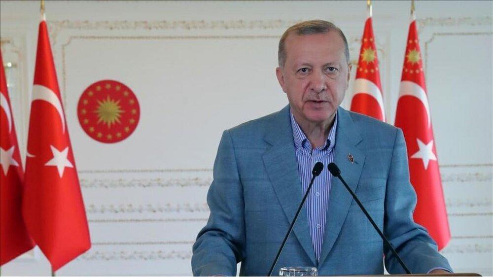 درخواست اردوغان از اروپا درباره آذربایجان