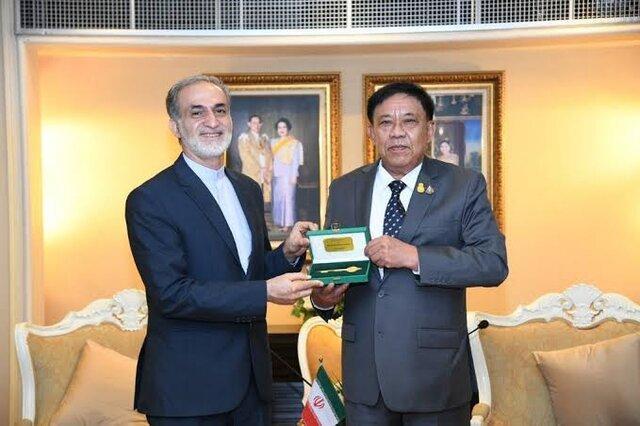 هدف از ملاقات سفیر ایران با شهردار بانکوک چه بود؟