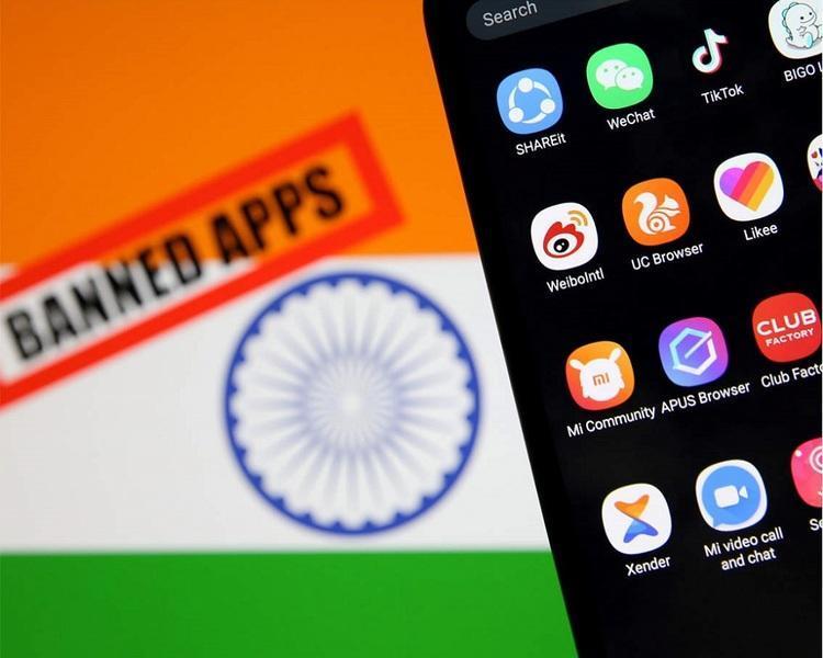 اپلیکیشن های علی بابا در هند فیلتر شد