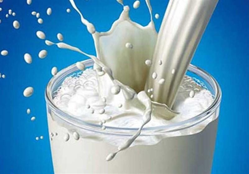 قیمت شیر خام 55 درصد افزایش یافت