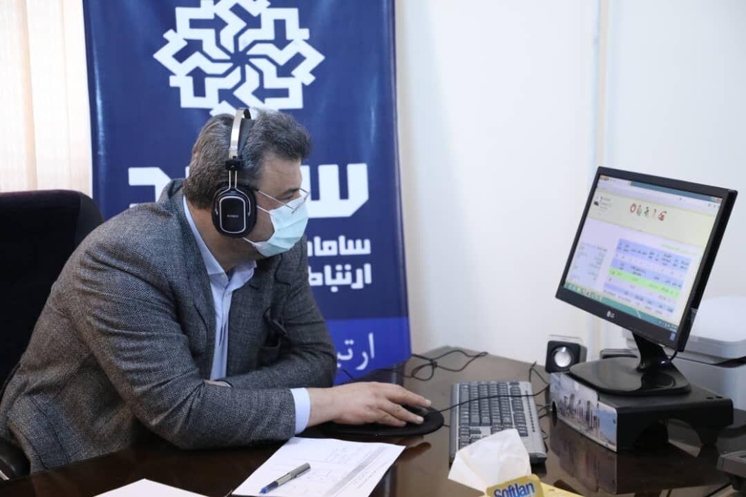 خبرنگاران استاندار مازندران سه شنبه 11 آذر مهمان مرکز سامد است