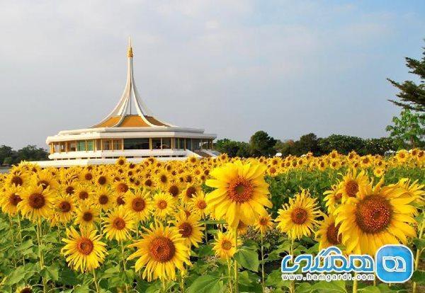 پارک سلطنتی رامای نهم بانکوک؛ دیدنی شگفت انگیز در بطن تایلند
