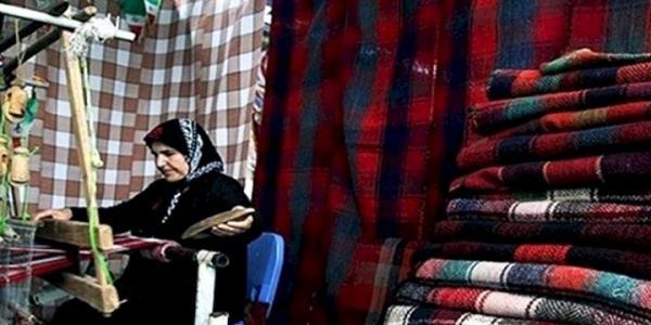 نمدمالی و جاجیم بافی کردستان در خطر فراموشی قرار دارند