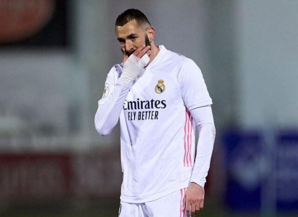 حذف عجیب رئال مادرید از کوپا دل ری