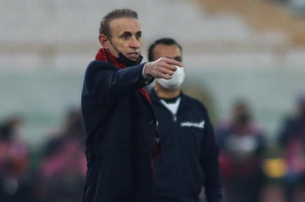 یحیی گل محمدی: خاطرات زیادی از تبریز دارم ، هدف ما پیروزی مقابل تراکتور است