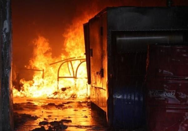 19 نفر کشته و 34 نفر زخمی در انفجارکارخانه ترقه سازی هند