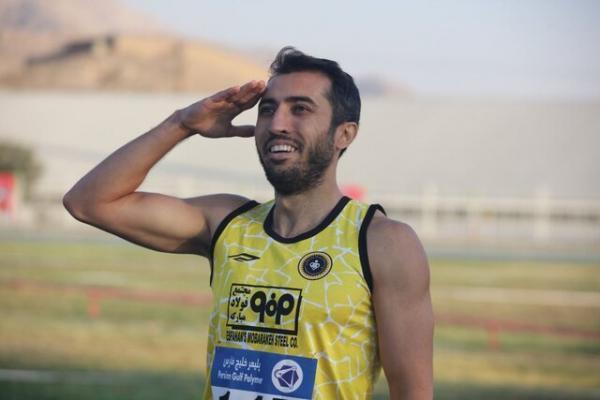 سجاد هاشمی: می خواهم کم خرج بالانشین باشم، حمایتم کنند، المپیکی می شوم
