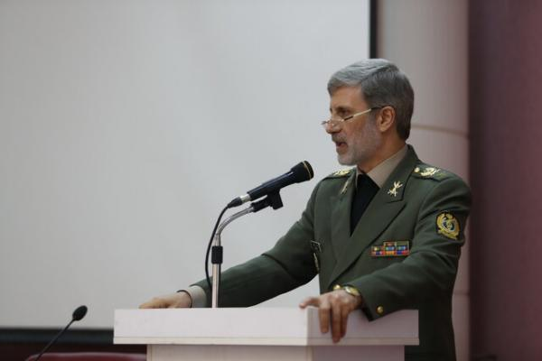 ملاقات وزیر دفاع جمهوری اسلامی ایران و رئیس ستاد کل نیروهای مسلح هند