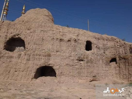 دستکند صفاشهر؛سازه ای بی نظیر در شهری با تمدن سه هزار ساله، عکس