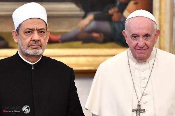 دعوت الکاظمی و الحلبوسی از شیخ الازهر برای سفر به عراق