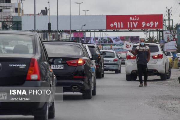افزایش 104 درصدی تردد در راه های اصفهان در نوروز 1400