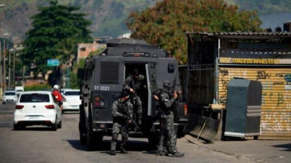 تیراندازی در برزیل با 25 کشته