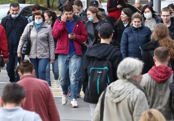 شمار مبتلایان به کرونا در روسیه از 4 میلیون و 700 هزار نفر گذشت