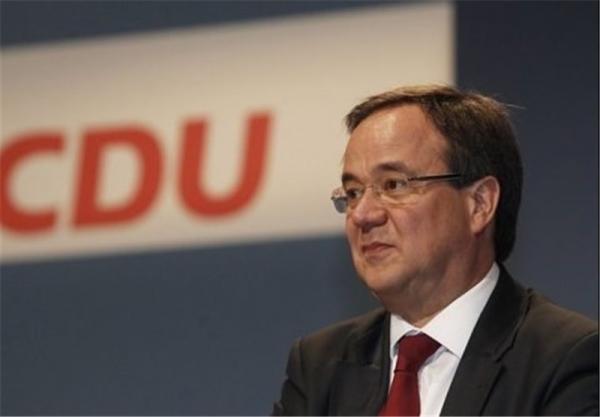 نامزد صدر اعظمی احزاب متحد مسیحی آلمان در بین هم حزبی هایش هم محبوبیت ندارد