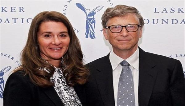 جدایی موسس مایکروسافت از همسرش پس از 27 سال زندگی