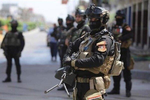 نیروهای امنیتی عراق 10 عنصر تکفیری داعش را بازداشت کردند