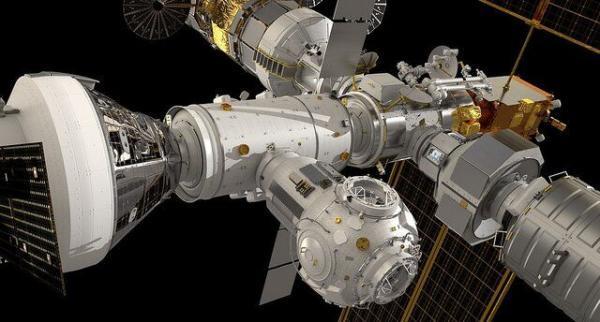 تصاویر خیره کننده ناسا از یک ایستگاه فضایی