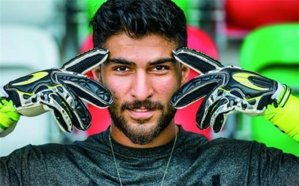 مارتیمو مدیون بچه عقاب ایرانی؛ شماره یکی که از پرتغالی ها 20 گرفت