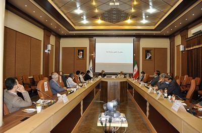 چهارمین جلسه شورای مدیریت استانی آموزش عالی برگزار گردید