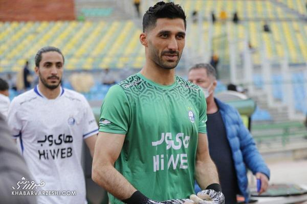 هدیه گلر استقلال به باشگاه النصر، ذوق زدگی عربستانی ها
