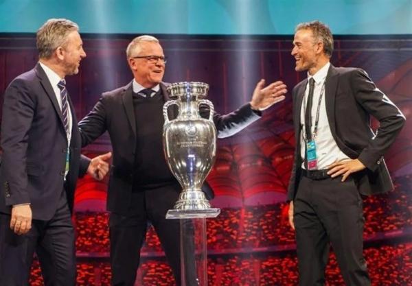 یورو 2020، ترکیب تیم های ملی اسپانیا و سوئد اعلام شد