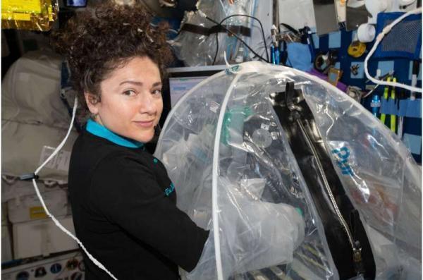 کشت سلول های زنده قلب در ایستگاه فضایی بین المللی