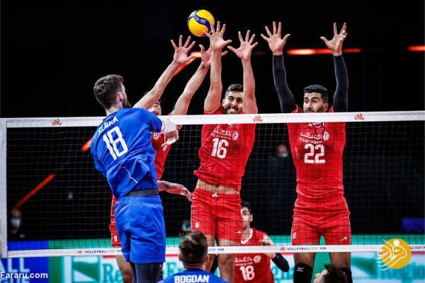 والیبال ایران - آمریکا؛ حساس تر از بقیه بازی ها!
