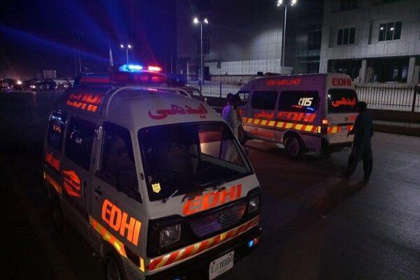 انفجار در مرکز استان بلوچستان پاکستان، 2 نفر زخمی شدند