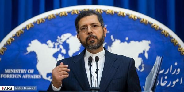 خطیب زاده: مرزهای ایران با افغانستان در آرامش و امنیت است
