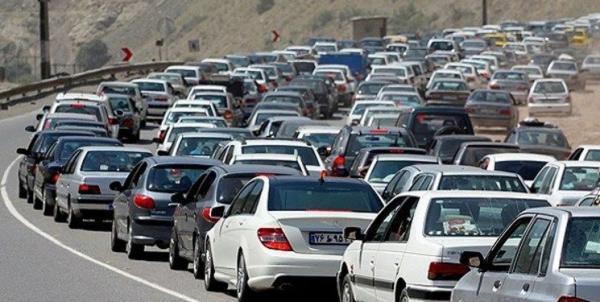 آخرین شرایط ترافیکی محورهای هراز و فیروزکوه