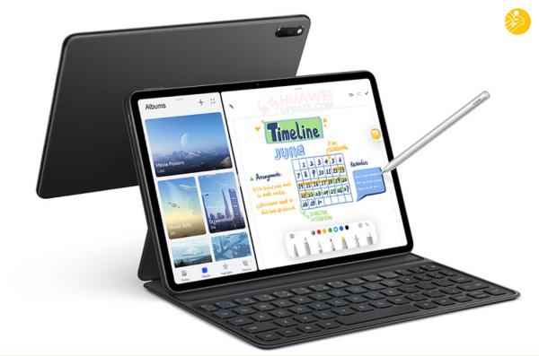جدیدترین تبلت سری MatePad هواوی