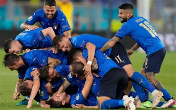 یورو 2020؛ دوئل پنالتی ها ایتالیا را فینالیست کرد