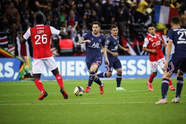 پیروزی PSG در شب رونمایی از مسی